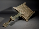 Bronze ceremonial incense shovel (- Mahta).