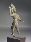 Syro-Hittite silver figurine of a smiting god.